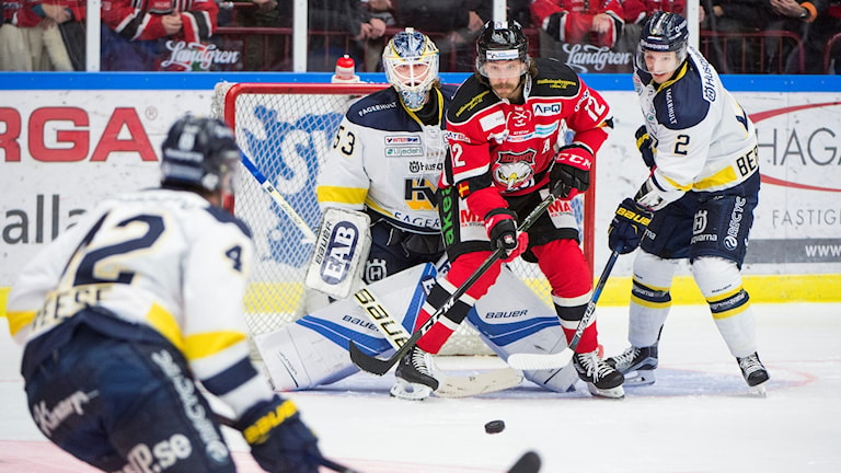 Malmö slog HV med 4-3