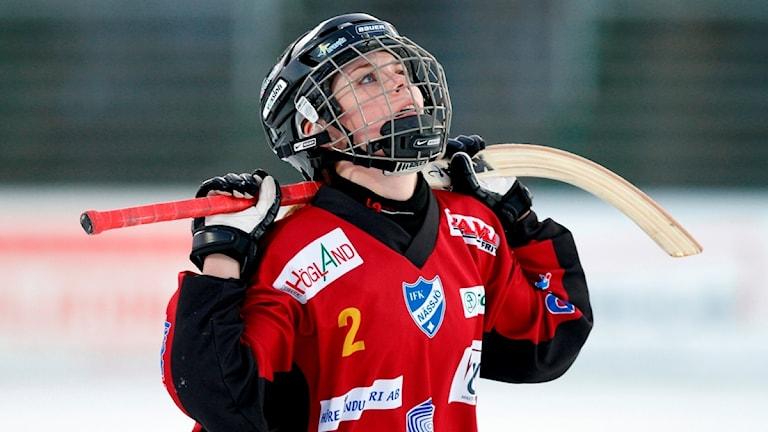 Bandyspelare, IFK Nässjö.