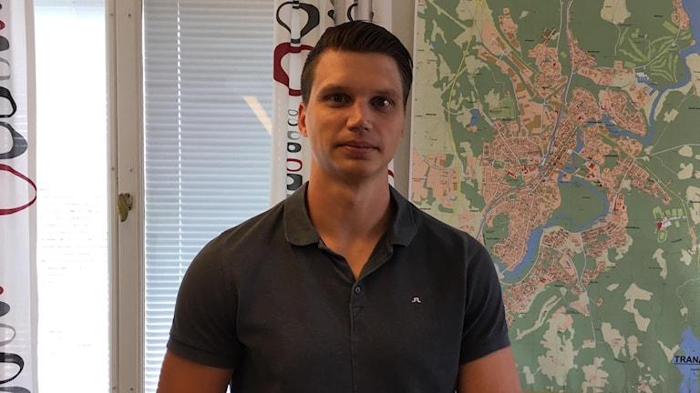 Patrik Karlsson, samhällsbyggnadschef Tranås kommun.