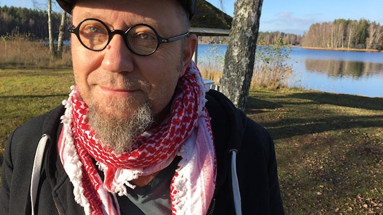 Johan Ragnarsson, gruppledare Vänsterpartiet i Eksjö kommun