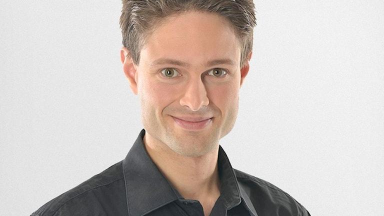 Joel Mellin, SVT meteorolog