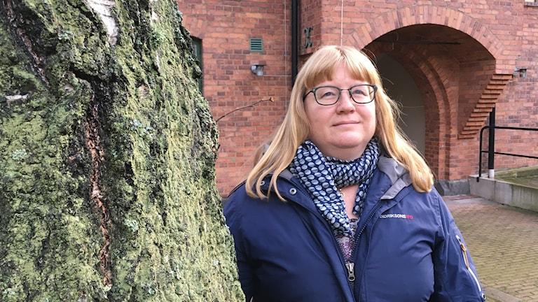 Marianne Möller är naturvårdshandläggare på Länsstyrelsen i Jönköping