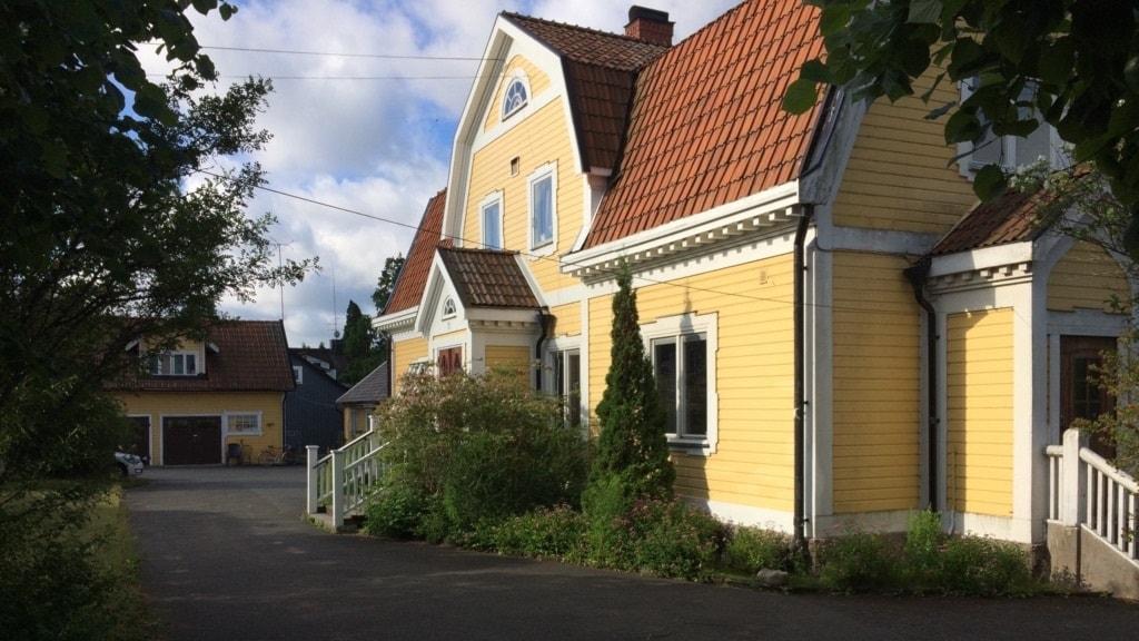 Asylboendet i Mariannelund.