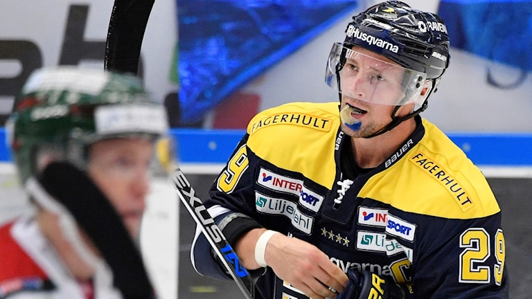 Chris Abbott, HV71.