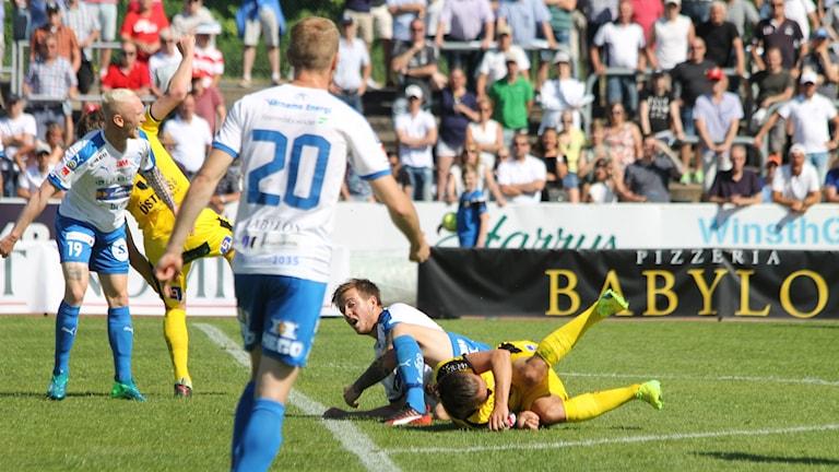 IFK Värnamo- Halmstads BK