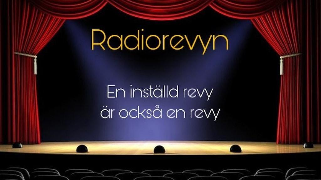 Radiorevyn i P4 Jönköping.