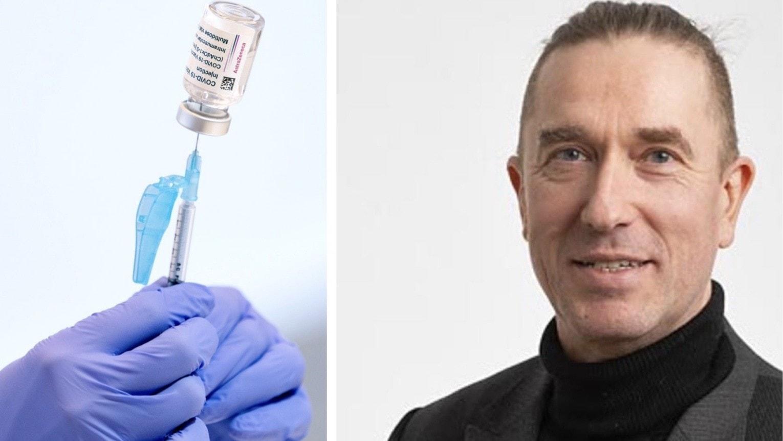 Succén: Jönköpings län längst fram i vaccineringen