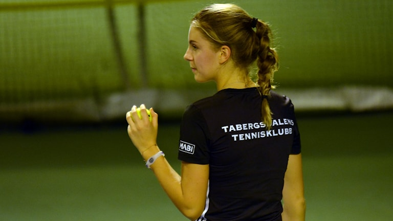 Alexandra Viktorvitch, Tabergsdalen.