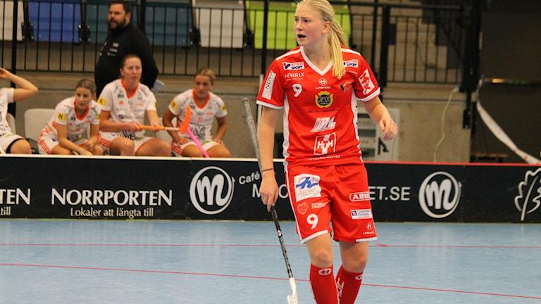 Ellen Svensson, Jönköpings innebandyklubb.