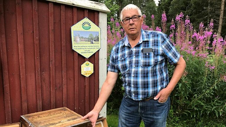 Olle Johansson Biodlare