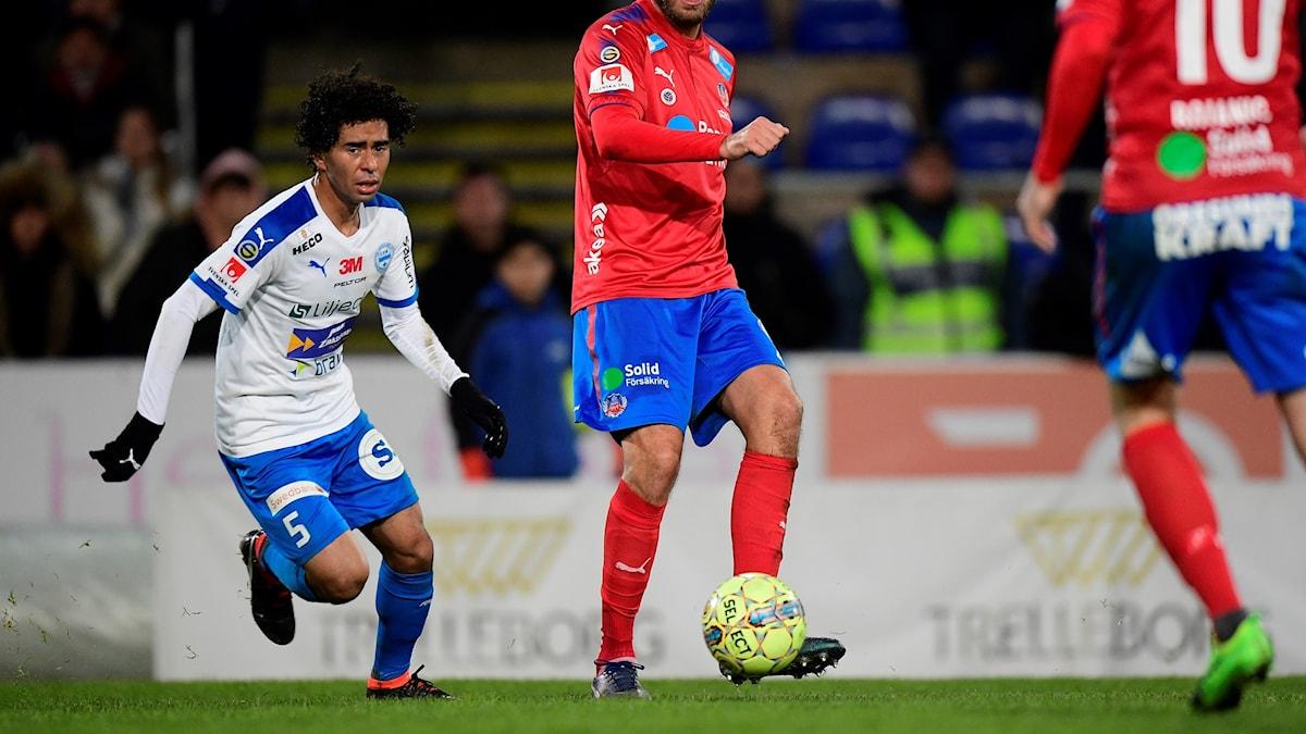 SUPERETTAN IFK VÄRNAMO-HELSINGBORG IF