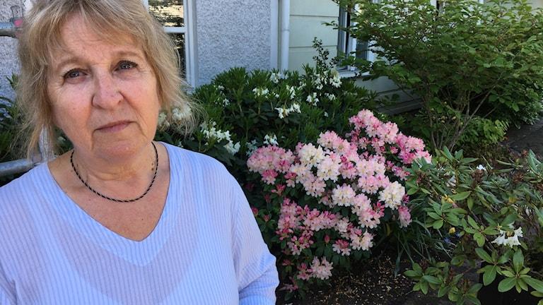 Kerstin Lindberg, ordförande miljöpartiet Jönköpings län