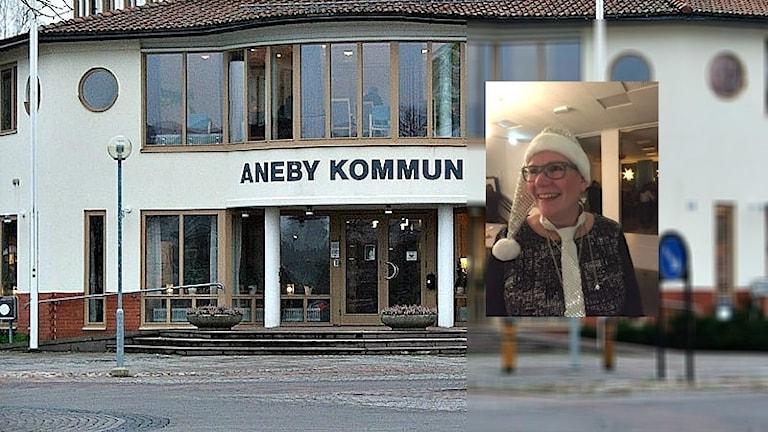 Lotta Rosén trivs i sin nya hemkommun.