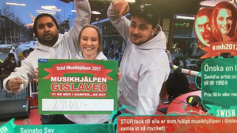 Musikhjälpen Gislaved 2017