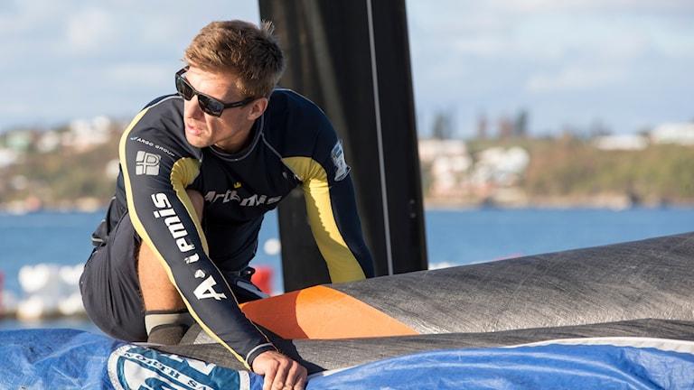 Anders Gustafsson.