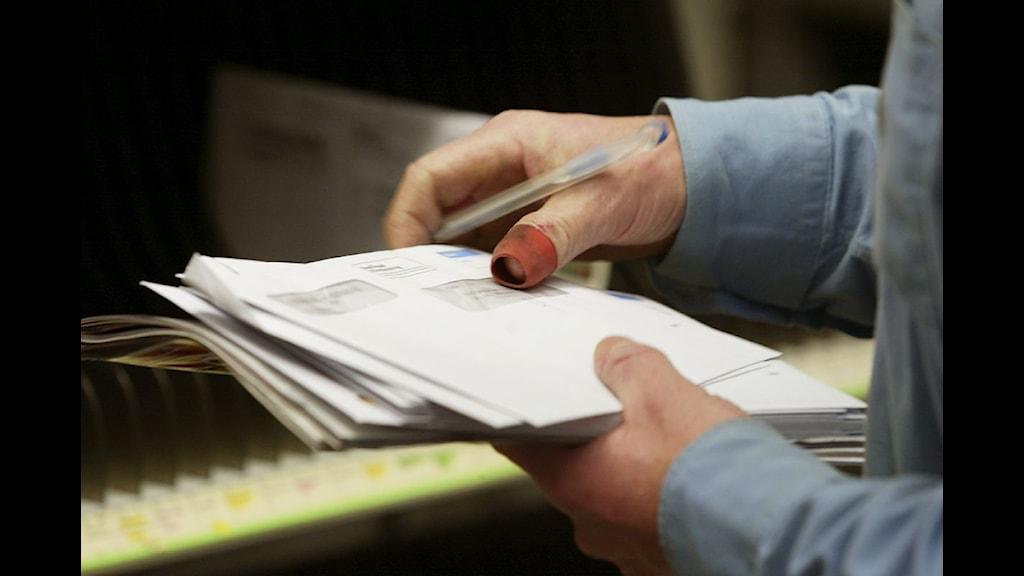 Hyresgästen har bett att få tillbaka sin post, men utan resultat. Foto: Ulf Palm / SCANPIX