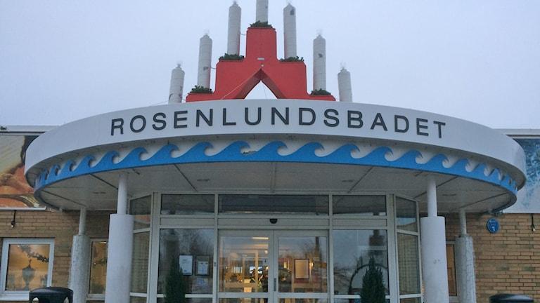 Rosenlundsbadet i Jönköping