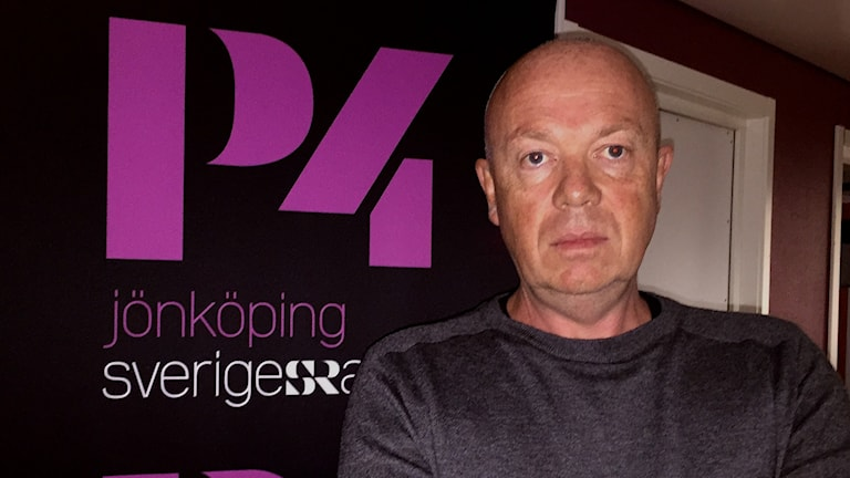 Henrik Nattochdag, gymnasiechef på Erik Dahlbergsgymnasiet.