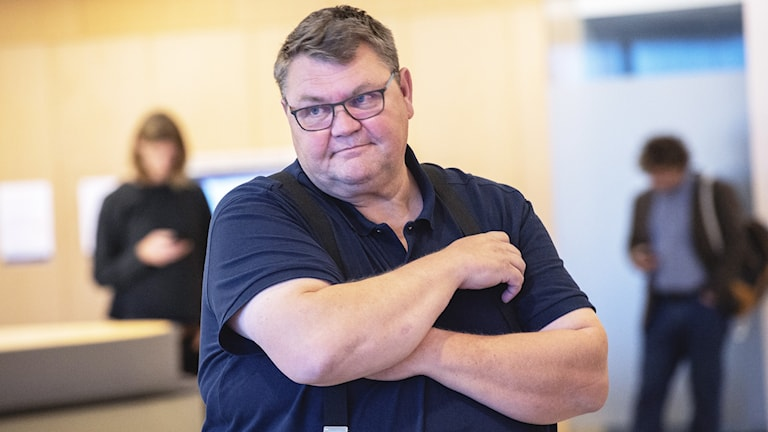 EU-parlamentarikern Peter Lundgren.