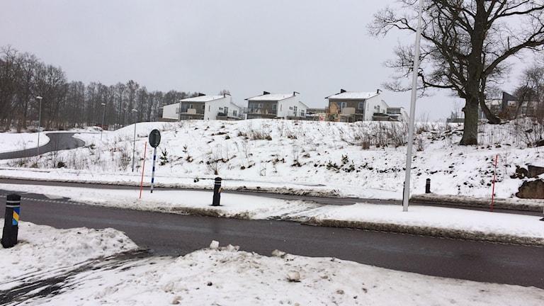 Torps Hagar, Kortebovägen