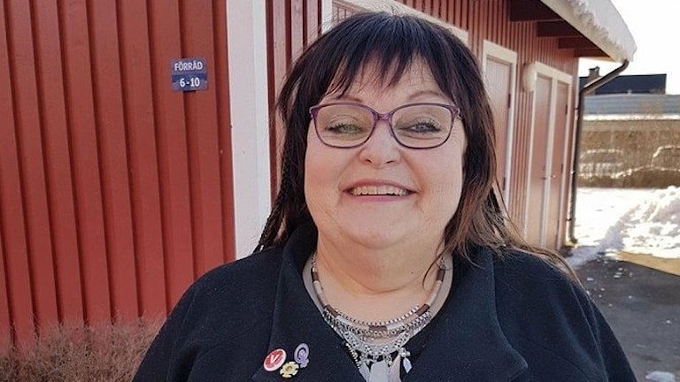 Erica Gunnarsson Kibowa.