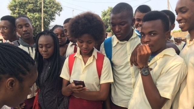 Ungdomsmottagning Mocambique