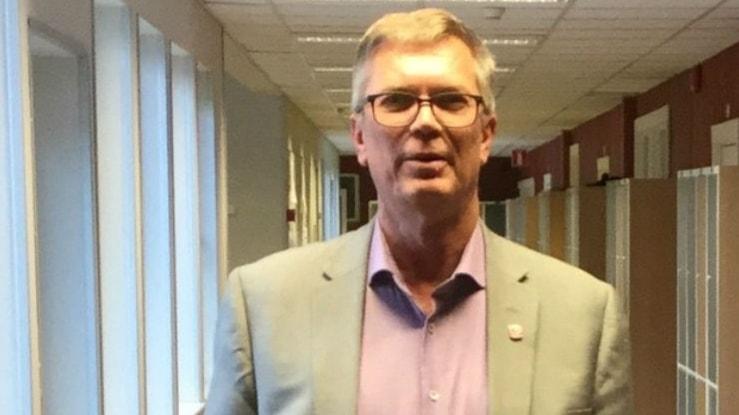 Mats Spånberg, barn- och utbildningschef i Gislaved.