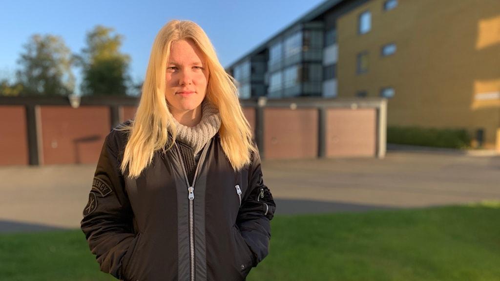 Sara Lindegren Malmqvist hoppas fler ska våga prata om psykisk ohälsa.