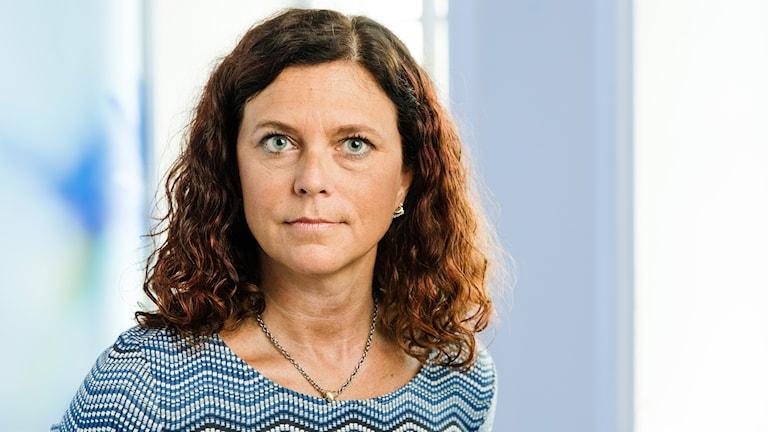 Liberala riksdagsledamoten Emma Carlsson Löfdahl