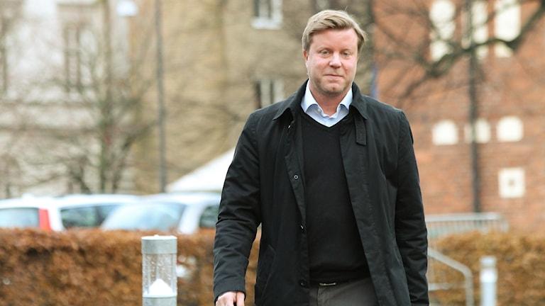 Mattias Nordqvist.
