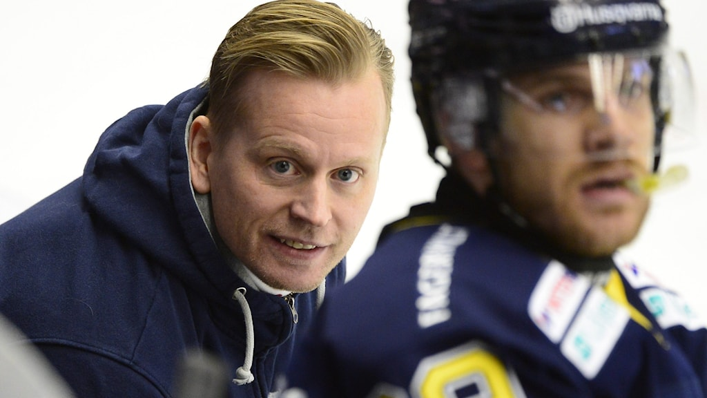 Johan Davidsson.
