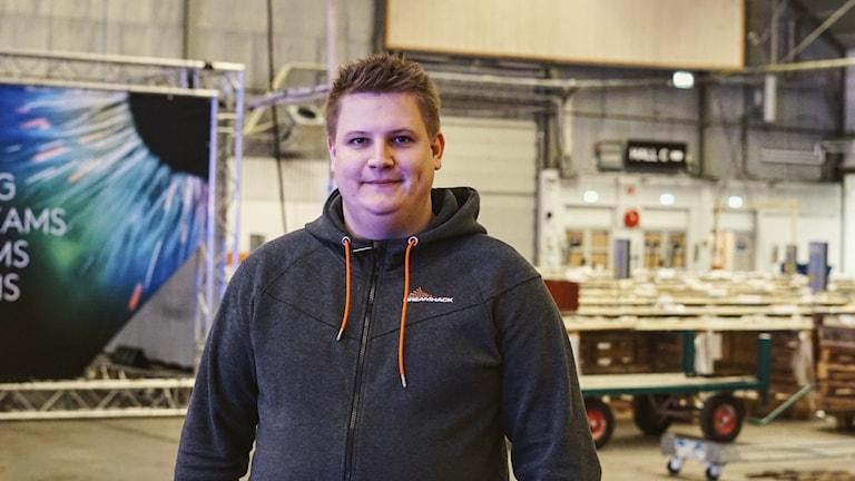 Christoffer Melin, Head of Operations på DreamHack.