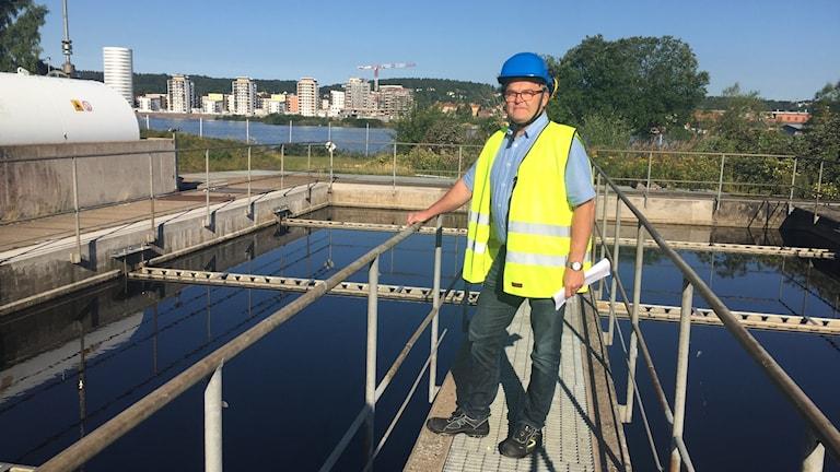Per Dahlen är enhetschef på Simsholmen i Jönköping.