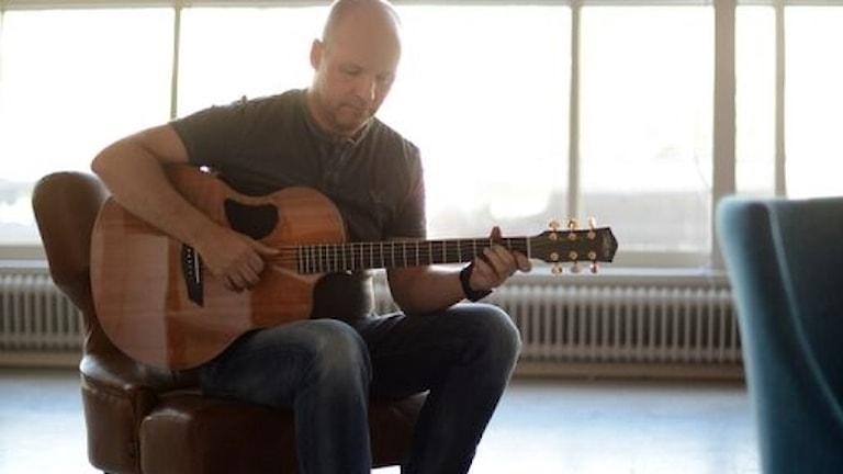 Peter Johansson, musiker Bankeryd.
