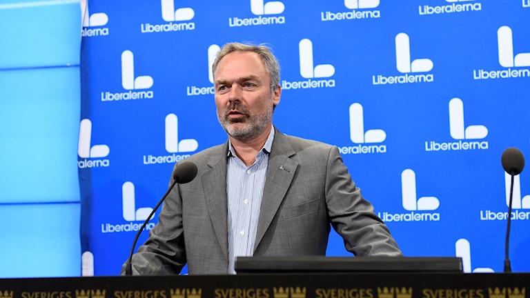 Jan Björklund Liberalerna