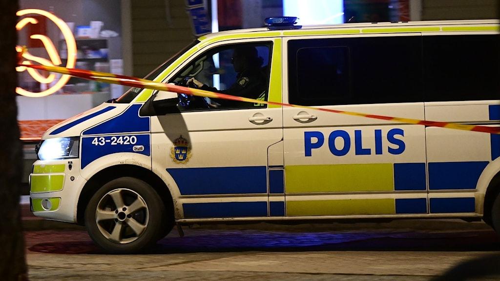 VETLANDA MISSTÄNKT TERRORBROTT