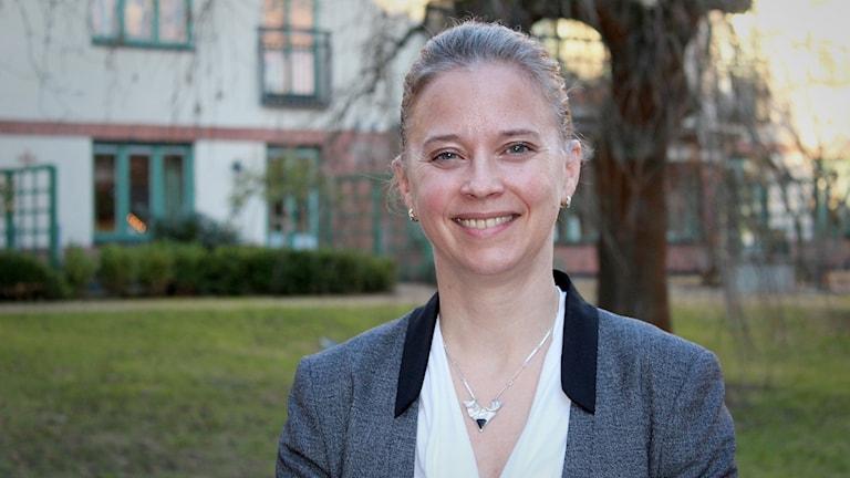Maria Engquist.