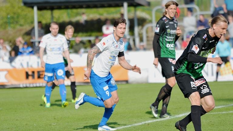 IFK Värnamo mötte Varberg.