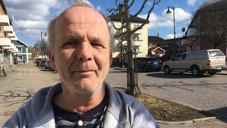 Erik Kristoffersen i Sävsjö.