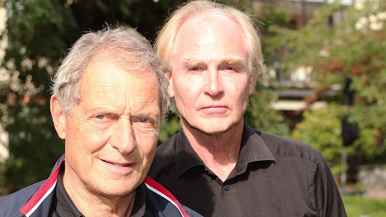 Tomas Adolphson och Anders Falk i Adolphson & Falk.