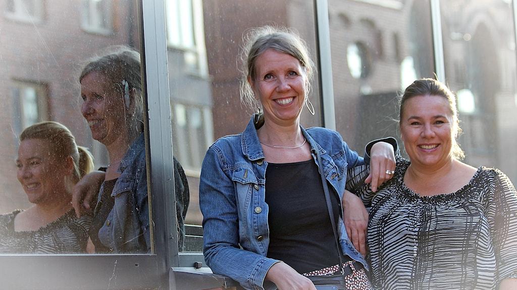 Motherfuckers, Anneli Abrahamsson och Malin Appeltofft.