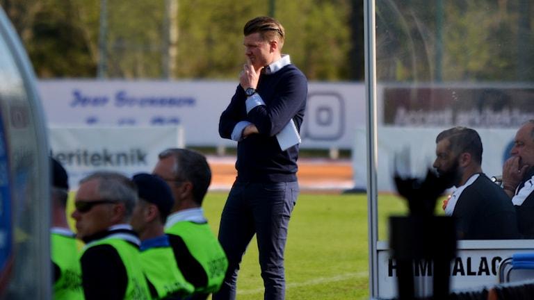 Christian Järdler, IFK Värnamo.