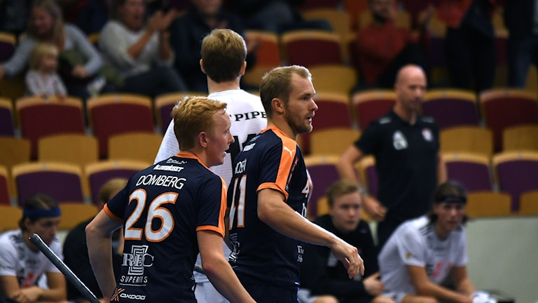 Isaac Rosén i Mullsjö.