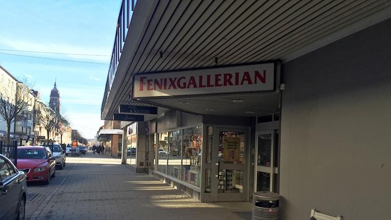 Fenixgallerian i Nässjö.