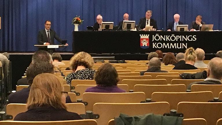 I dag kommer den nya budgeten klubbas igenom i kommunfullmäktige.