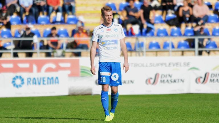 Freddy Winsth, IFK Värnamo.