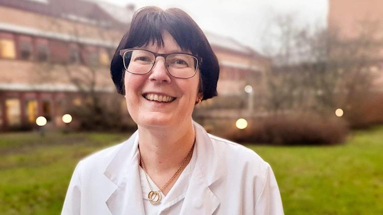 Marita Skarstedt Biomedicinsk analytiker på länssjukhuset Ryhov.