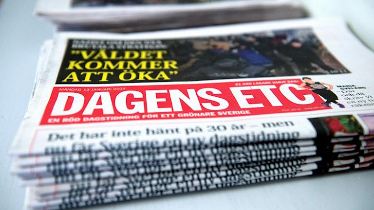 ETC Jönköping läggs ned