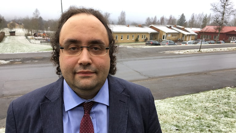 Mikael Sterner, Liberalerna, Sävsjö