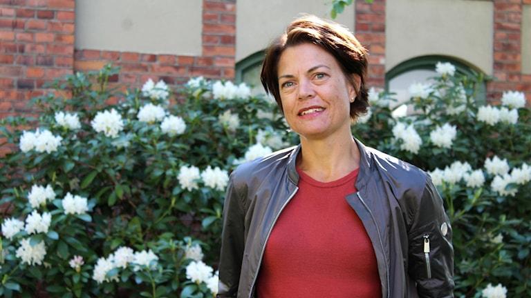 Linda Kärnhall.